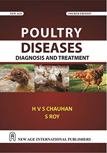 Poultry Diseases, Diagnosis And Treatment, Fourth Edition: Chauhan, H.V.S.
