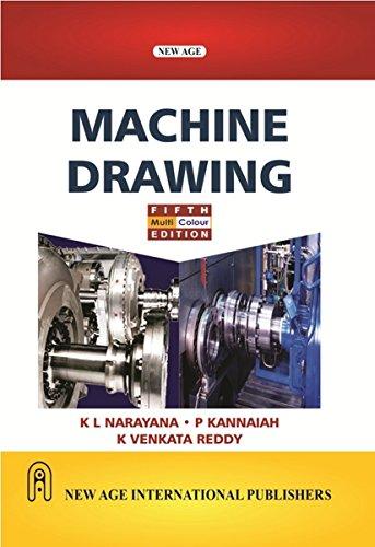 Machine Drawing: K.L.Narayana