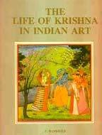 9788123000497: The life of Krishna in Indian art