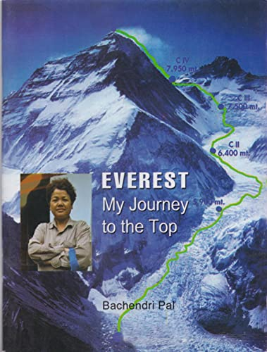 9788123715278: Everest : My Journey to the Top