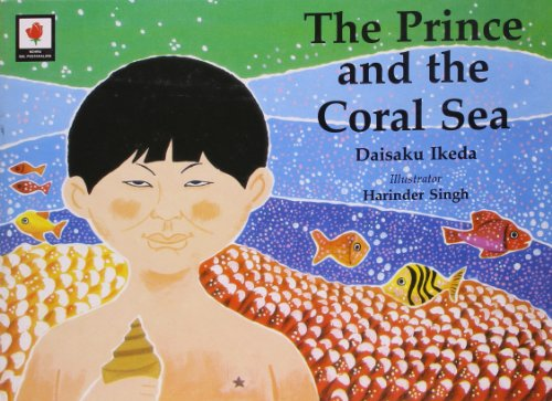 9788123736587: The Prince And The Coral Sea
