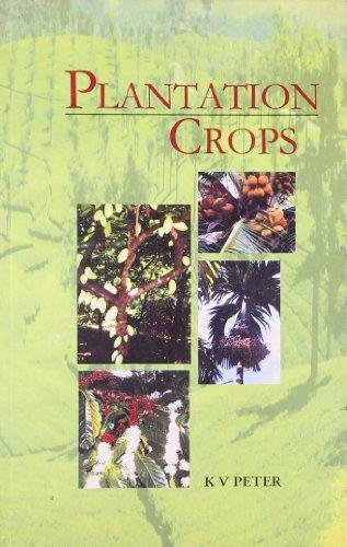 Plantation Crops (PB): Peter, K V
