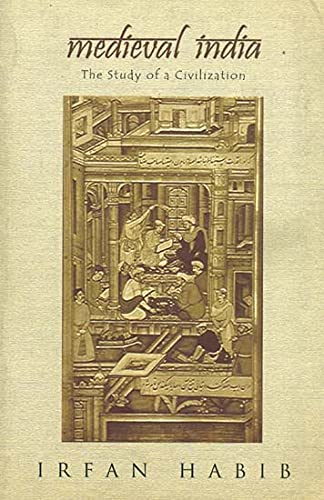 9788123752556: Medieval India: The Study of a Civilization