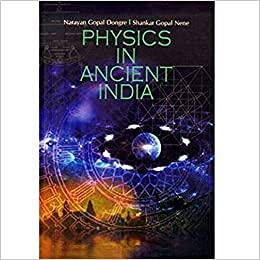 PHYSICS IN ANCIENT INDIA (GANITA - VAISESIKAM): DONGRE
