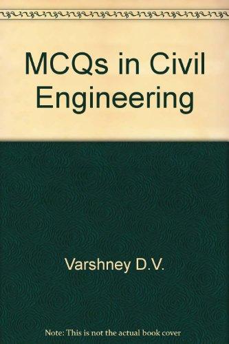 9788123900414: MCQs in Civil Engineering