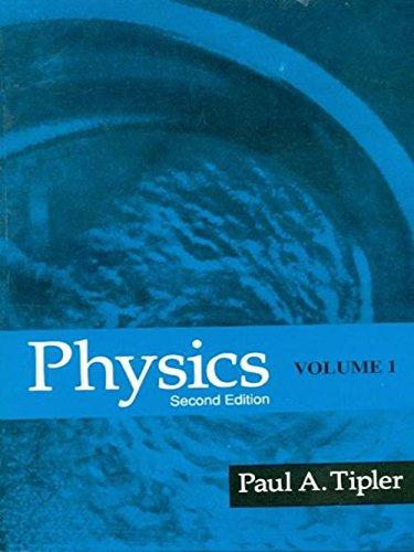 9788123900704: Physics, 2E, Vol. 1
