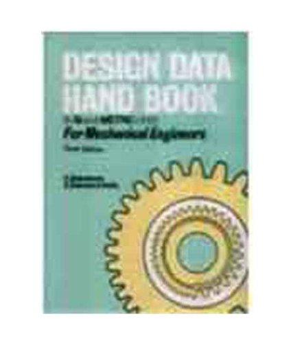 Design Data Handbook (In SI and Metric: K.Mahadevan / K.