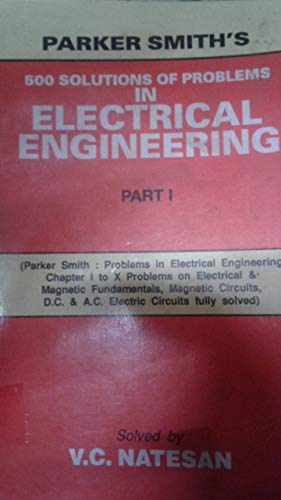 Parker Smith's 500 Solutions Of Problems In: Natesan V.C
