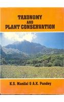 9788123904443: Taxonomy and Plant Conservation