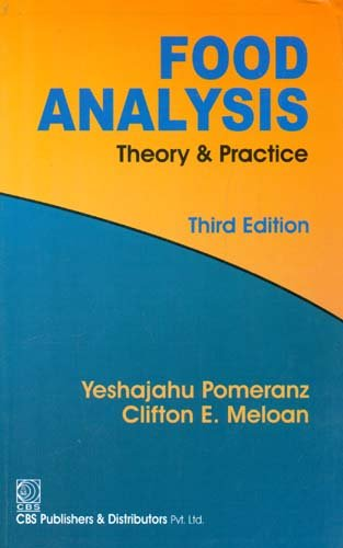9788123904740: Food Analysis: Theory and Practice