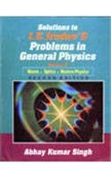 9788123904863: Solutions Irodov's Prob. Gen. Physics (In 2 Vols.) Vol. II, 2e