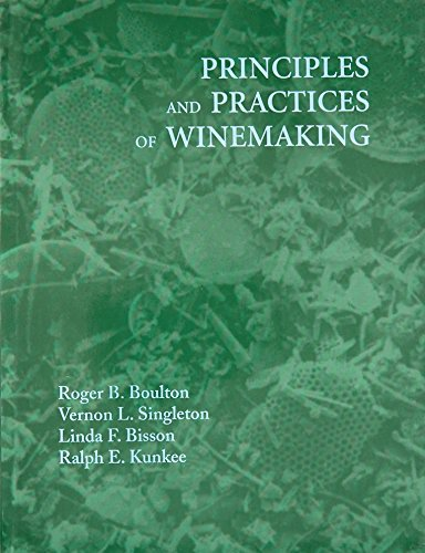 9788123905228: Principles and Practices of Winemaking