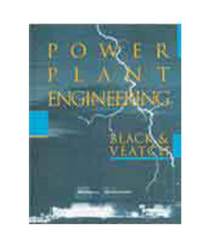 Power Plant Engineering: Black G.