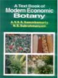 textbook economic botany abebooks