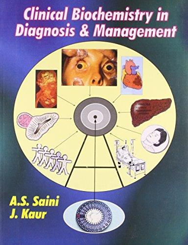 Clinical Biochemistry In Diagnosis & Management (Pb: Saini A.S.