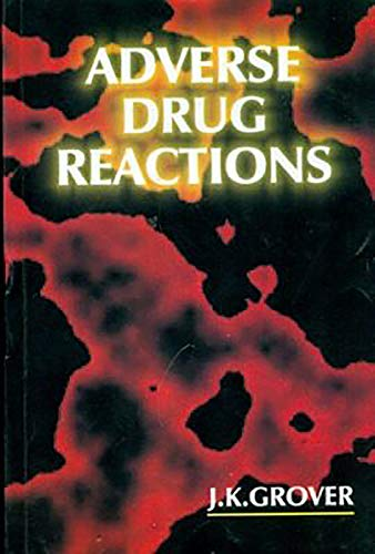 9788123907888: Adverse Drug Reactions