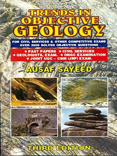 Trends in Objective Geology: For Civil Services and Other Competitive Exams Over 3500 Solved ...