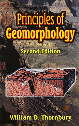 Principles of Geomorphology: Thornbury, W.D.