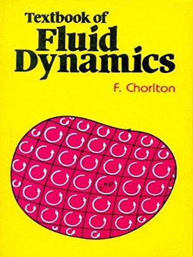Textbook of Fluid Dynamics: F. Chorlton