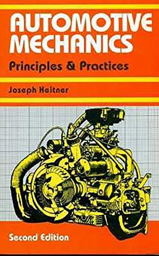 9788123908915: Automotive Mechanics