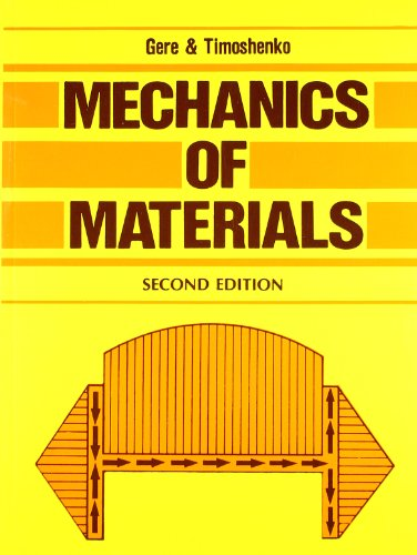 Mechanics of Materials: James M.Gere,Stephen Timoshenko