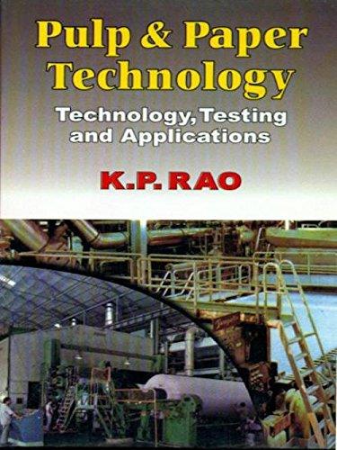 Pulp & Paper Technology: RAO