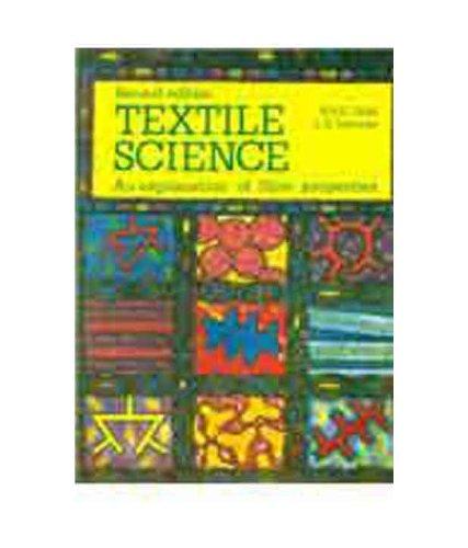 Textile Science, 2E (Pb): Gohl