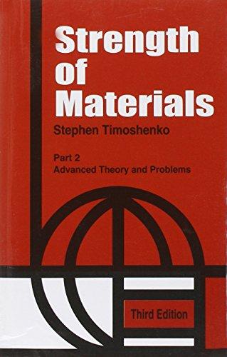 9788123910772: Strength of Materials: vol. 2