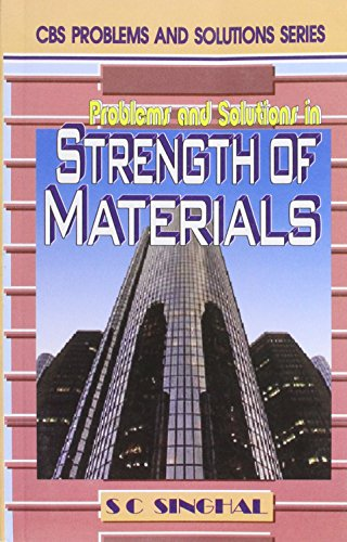 9788123910901: Problems and Solutions in Strength of Materials
