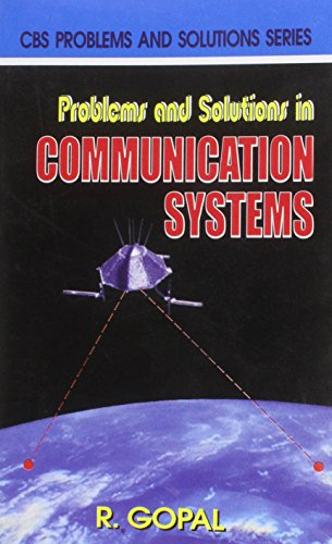 9788123911465: Problems and Solutions in Communication Systems