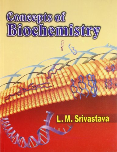 9788123911823: Concepts of Biochemistry for Medical Students