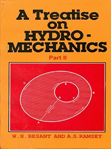A Treatise on Hydromechanics (Part 2): A.S. Ramsey,W.H. Besant