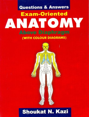 9788123912110: Questions and Answers Exam Oriented Anatomy