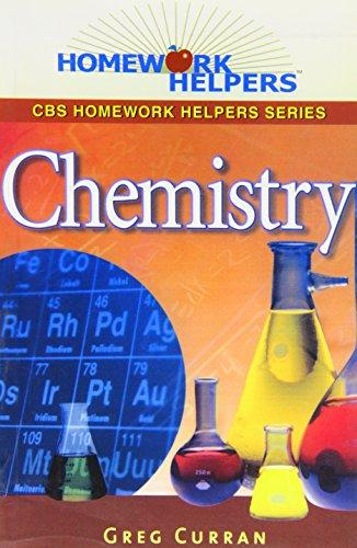 9788123912509: CBS Homework Helpers: Chemistry