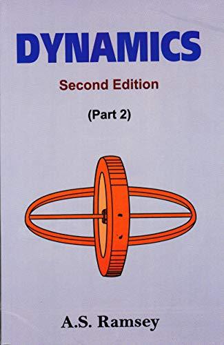 Dynamics, 2E, Part 2 (Pb): Ramsey