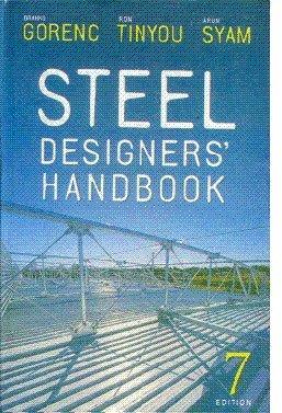 9788123913094: Steel Designers' Handbook, 7e