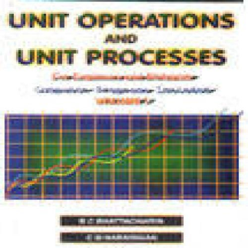 Unit Operations and Unit Processes Including Computer: C.M. Narayanan/ B.C.