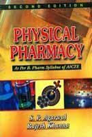 Physical Pharmacy (As per B. Pharm Syllabus: Khanna, Agarwal /