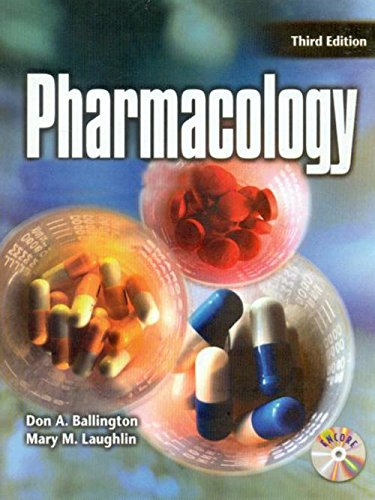 Pharmacology (Third Edition): Don A. Ballington,Mary M. Laughlin