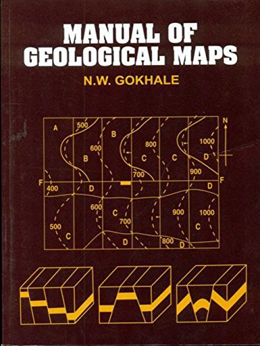 9788123916286: Manual of Geological Maps