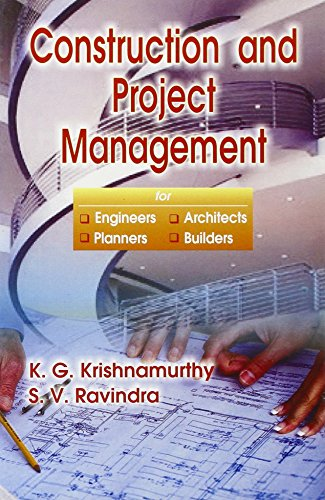 Construction And Project Management (Pb-2016): Krishnamurthy K.G.