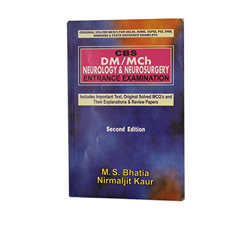 9788123917436: CBS DM Cardiology Mch Cardiothoracic Surgery Entrance Examination (Includes Important Text Original Solved MCQ's and Their Explanations & Review Papers)