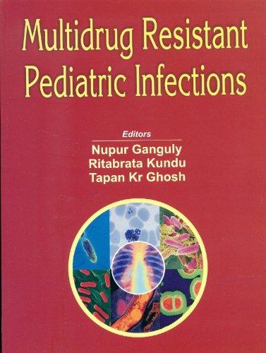 9788123917665: Multidrug Resistant Pediatric Infections