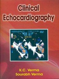 Clinical Echocardiography: Verma Sourabh Verma