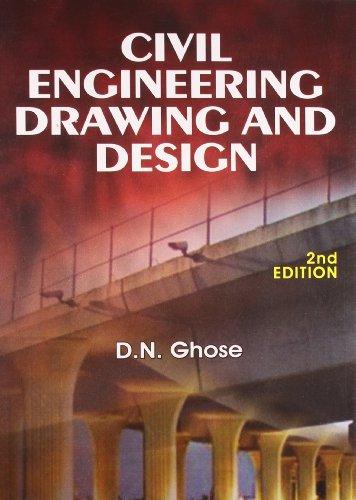 9788123918099 Civil Engineering Drawing Design Abebooks Ghose