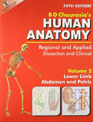 Human Anatomy: Regional & Applied (Dissection &: Chaurasia B.D.