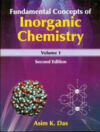 9788123918662: Fundamental Concepts of Inorganic Chemistry, Vol.1