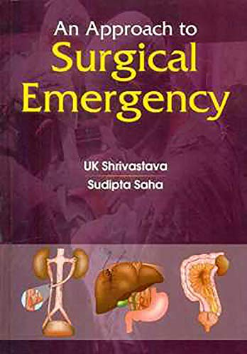 9788123918716: An Approach to Surgical Emergency