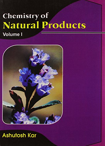 9788123918747: Chemistry of Natural Products, Vol. 1