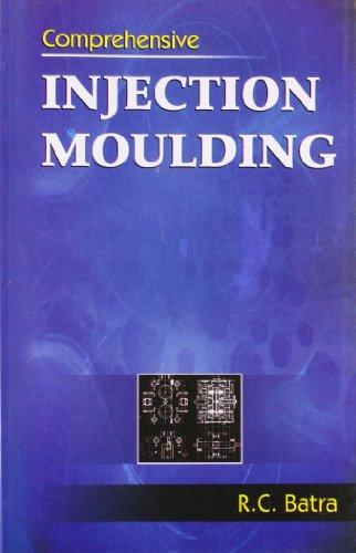 9788123918792: Comprehensive Injection Moulding